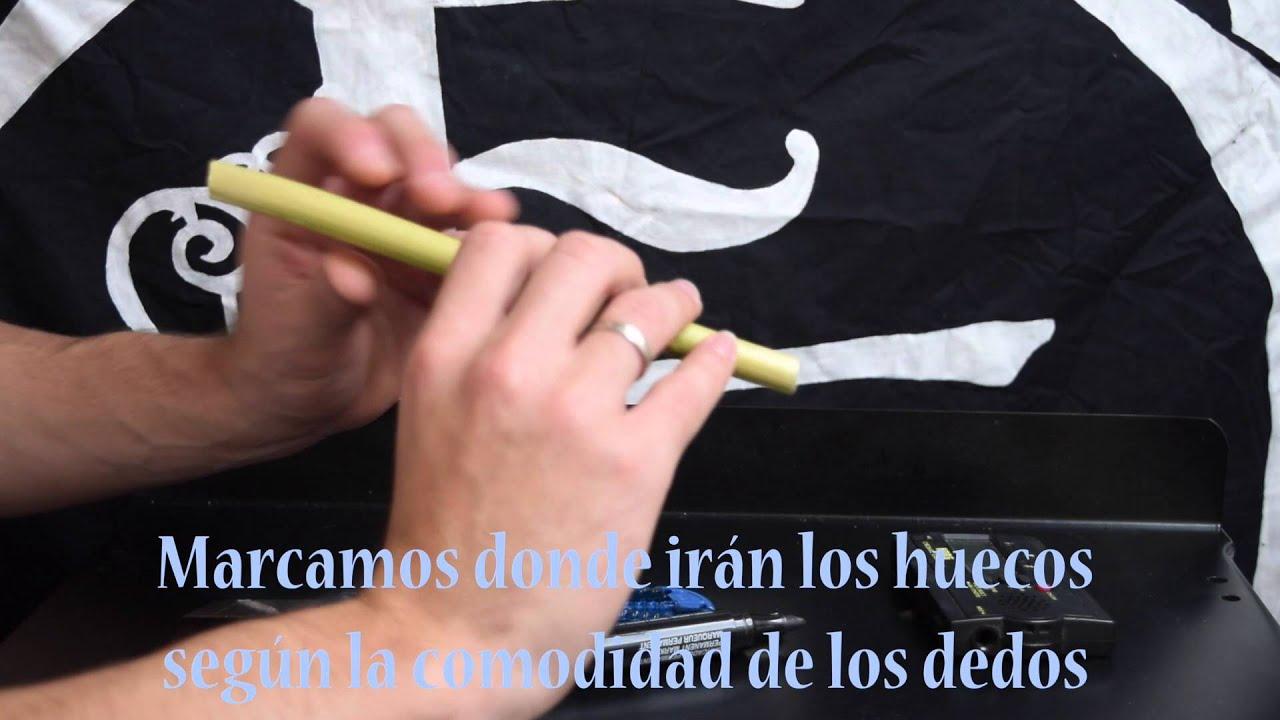De Gaita Con CañasabugueiroO Flauta Simple Lengüeta Como Hacer Una OiPTukXZ
