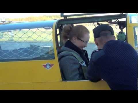 Sofies first Flight