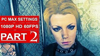 Homefront The Revolution Gameplay Walkthrough Part 2 [1080p HD 60fps PC MAX SETTING] - No Commentary