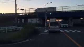 岐阜-名古屋方面・国道22号線から岩倉カイロプラクティック院までの道順