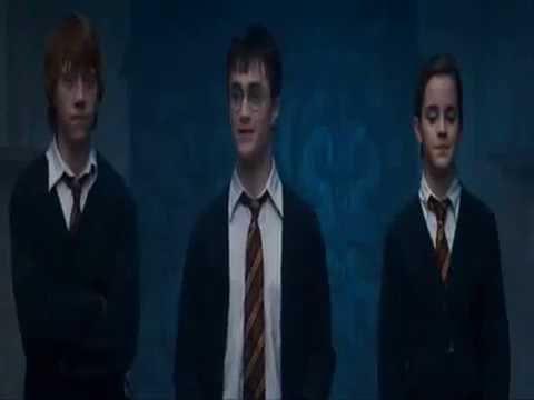 Гарри Поттер - Как поймать Перо Жар-Птицы (Гарри Поттер/Harry Potter)