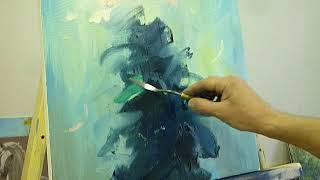Учимся писать розы. Уроки живописи маслом. Художник Дмитрий Захаров.
