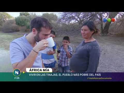 Africa mía - Telefe Noticias