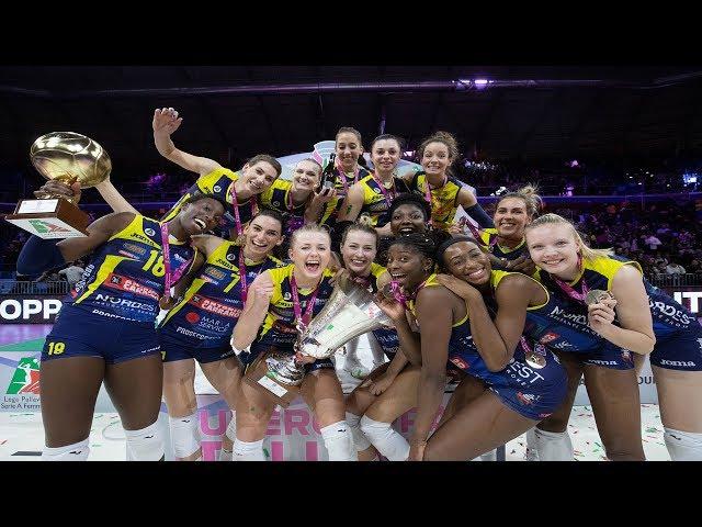 Conegliano - Novara | Speciale | 24^ Supercoppa Italiana | Lega Volley Femminile 2019/20