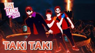 Dj Snake Selena Gomez Ozuna Cardi B Taki Taki Just Dance Fanmade With Kelvin Jaeder MP3