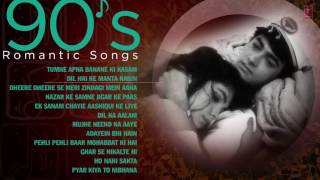 Official  90's Romantic Songs   Bollywood Romantic Songs MP3
