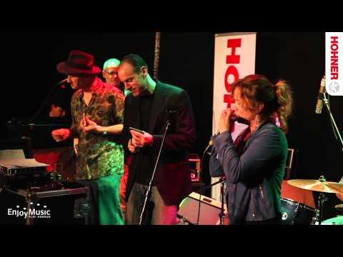 Hermine Deurloo - HOHNER Masters of the Harmonica