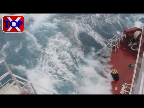 Ships in storms long version 🔴 TopX