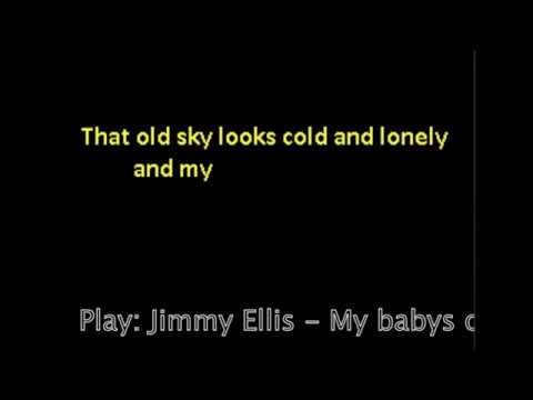 Jimmy Ellis karaoke - My Baby's Out Of Sight