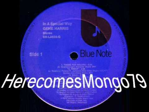 Jazz Funk - Gene Harris - Rebop