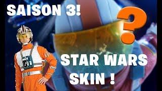 STAR WARS REBELLEN SKIN?! | Fortnite Season 3 Update Overview