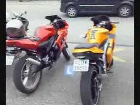 50ccm Motorrad Treffen Wohlen 030508