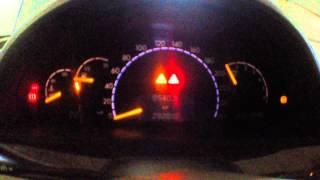 Mercedes-Benz S320 (W220) как можно проверить уровень масла в двигателе