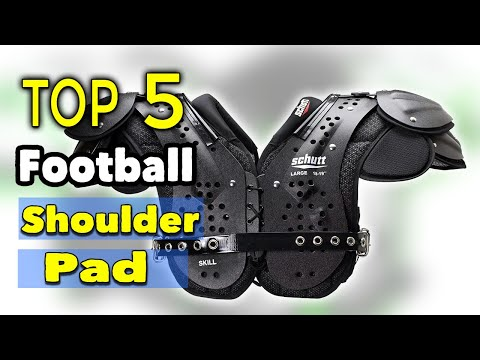 Best Football Shoulder pads For Wide Receivers
