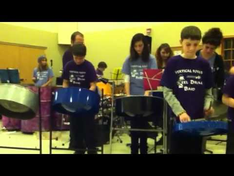Vertical Focus Homeschool Steel Drum Band
