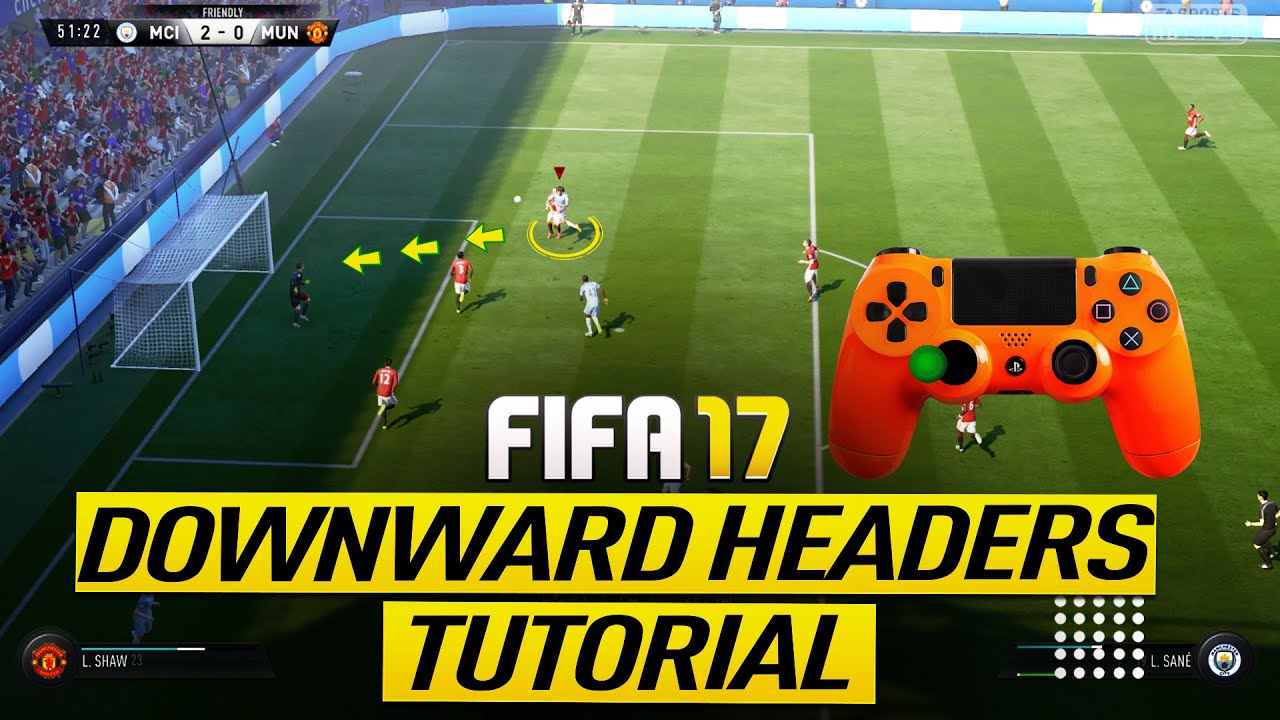 Fifa 18 easy way to score diving headers buffon price fifa 18