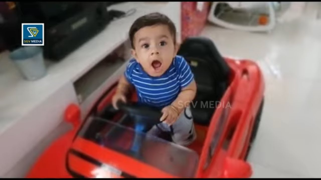Yash Cheer Up Son For Dancing | Rocking Star Yash Son New Video