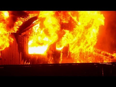 huge house fire in surrey b c fully involved youtube