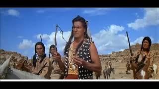 The Hallelujah Trail  Indians