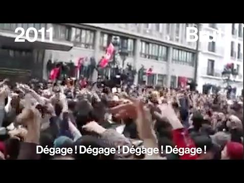 """""""Le dégagisme"""" : tendance de la présidentielle 2017 ?"""