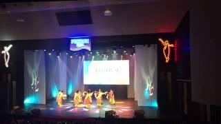Fertival Tari Malaysia 2015 [FESTARI 2015] Sanggar Budaya Miri Sarawak