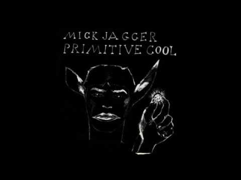 Mick Jagger: Primitive Cool (1987) Full Album