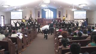 Break Every Chain - CGBC Silent Expressions Mime Ministry