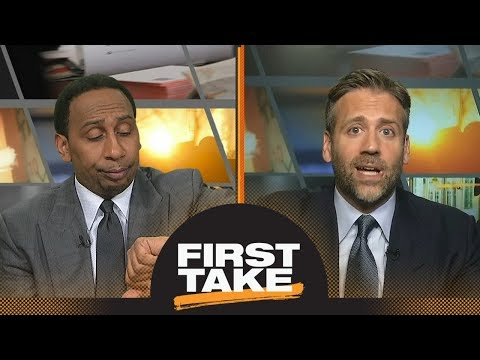 Max Kellerman: Without Steph Curry, 'they aren't the Warriors' | First Take | ESPN