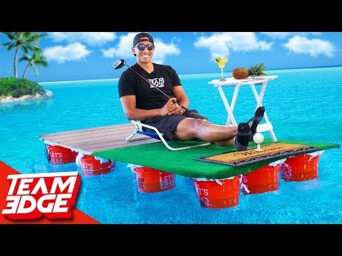 Build Your Boat Battle! | Who Will Sink First!?