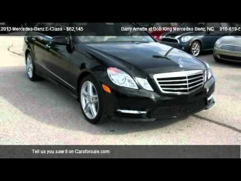 2013 Mercedes Benz E Class E350 For Sale In Wilmington