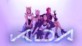 K/DA - POP/STARS (League Of Legends) - Dance cover by Move Nation from Belgium