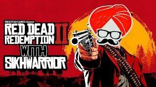 SURPRISE UNBOXING & Some RDR2 🔴 LIVE #Sikhwarrior