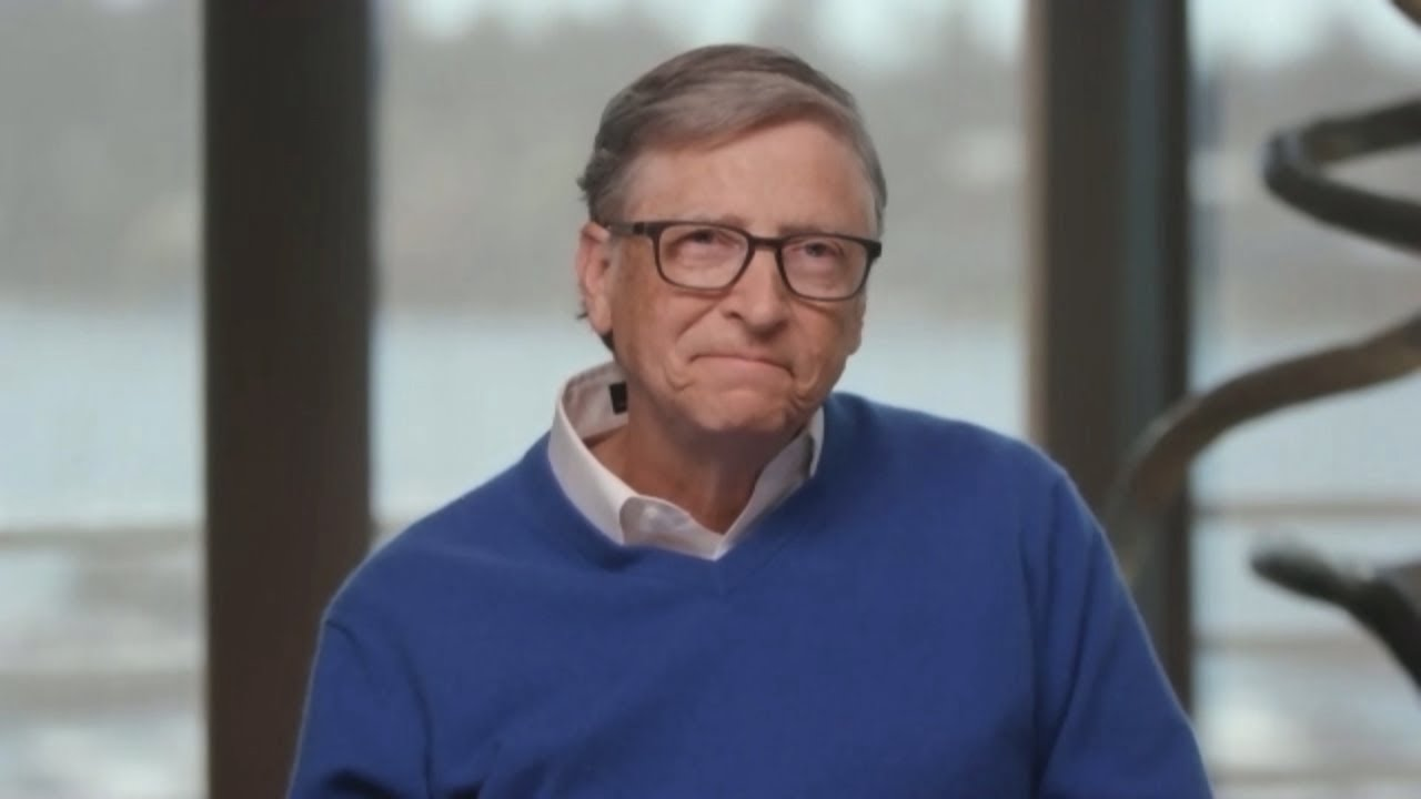 Bill Gates on Finding a Vaccine for COVID-19, the Economy, and Returning to  'Normal Life' - YouTube