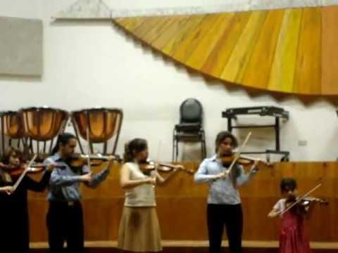 Clausura jornada dominical 2012 conservatorio nacional de for Conservatorio de musica