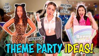 Fun College Party Costume Ideas *creative & cheap!*