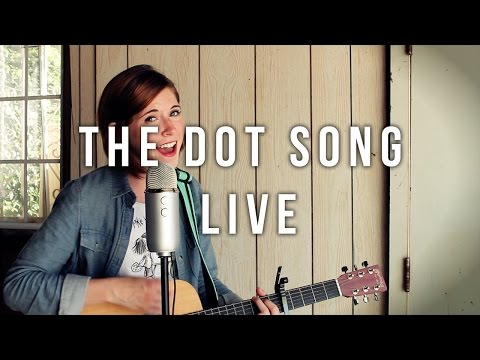 The Dot Song LIVE - Emily Arrow & Peter H. Reynolds