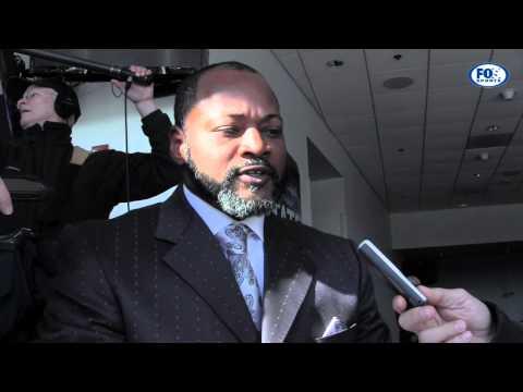 Penn State CB Coach Terry Smith