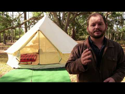 Cotton Canvas Bell Tent - Regatta 13 - Exclusive Review for Camping and Glamping