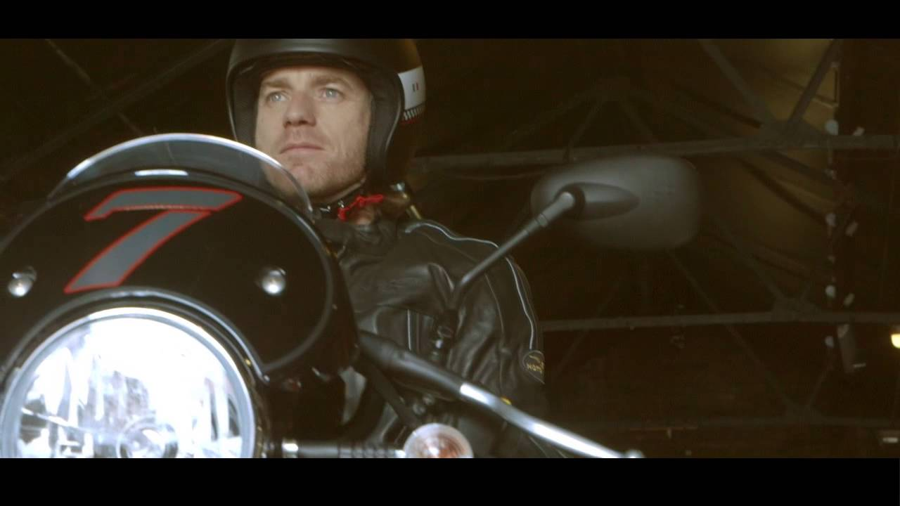 画像: Ewan McGregor and Moto Guzzi V7 Racer youtu.be