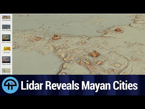 Laser Reveal Mayan Megacities