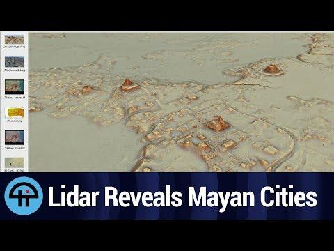 Laser Reveal Mayan Megacities
