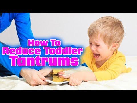 Understanding Kids Tantrums