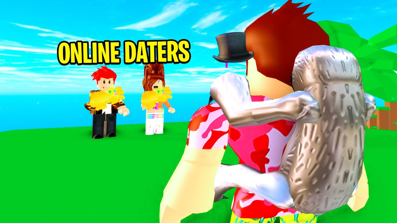 Poke Roblox Admin Commands Online Dating I Challenged Online Daters To Admin Battle To Stop Dating Roblox Youtube