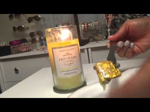 Fragrant Jewels candle UNBOXING + REVEAL | Lemon Drop scent