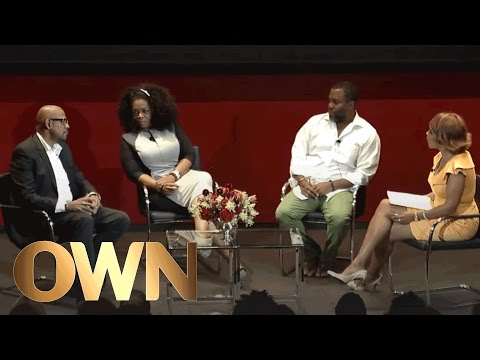 Gayle King Interviews the Director and Cast of Lee Daniels | The Butler | Oprah Winfrey Network