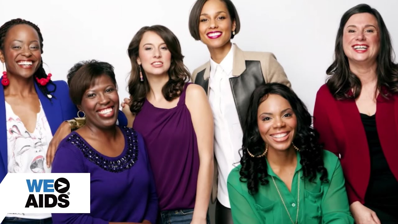 Empowered: Alicia Keys in Conversation w/ 5 Women Living with HIV (28:49)