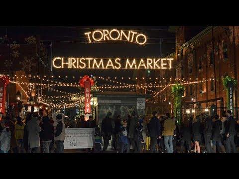 Toronto Christmas Market 2017