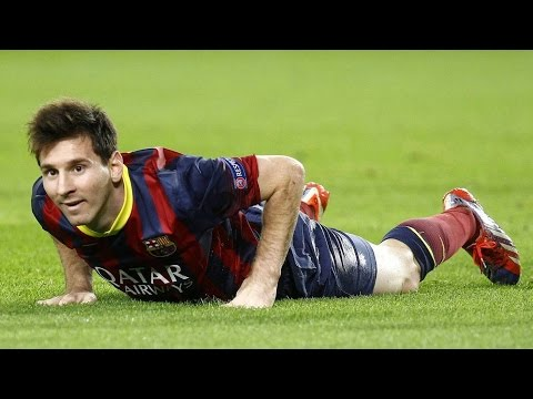 Lionel Messi ● The Top 10 Disallowed Goals in Career ||HD||