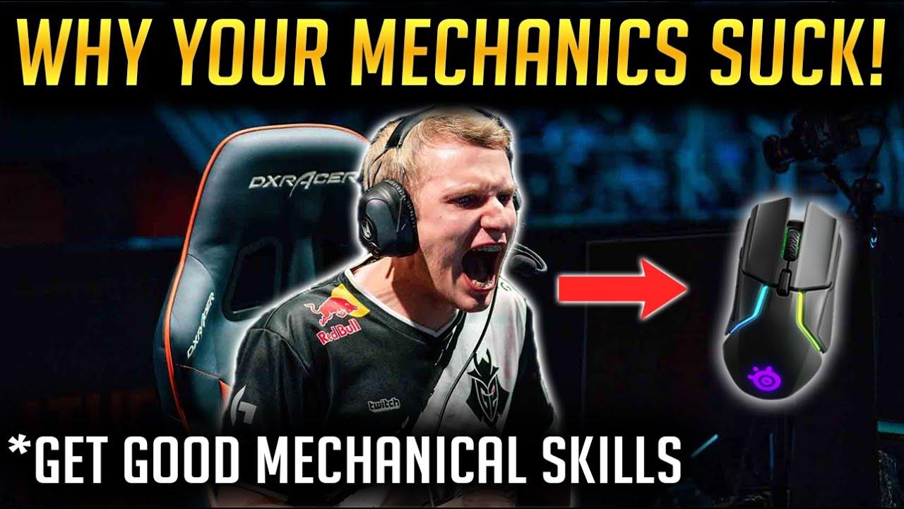 Download How to Get Good Mechanics & Improve Aim