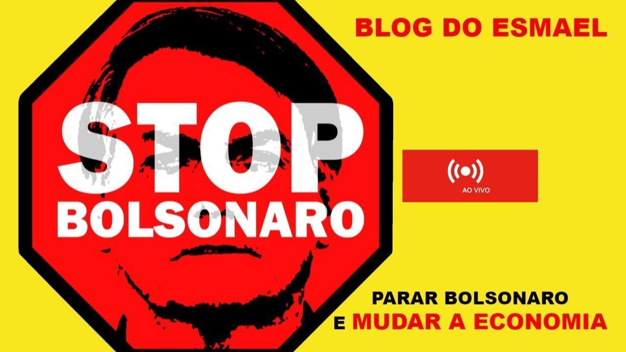 [Ao vivo] Stop Bolsonaro Mundial